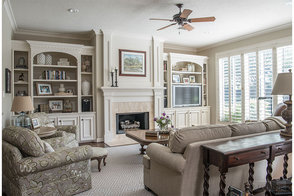 Bedroom, Living Room Interior Design Portfolio