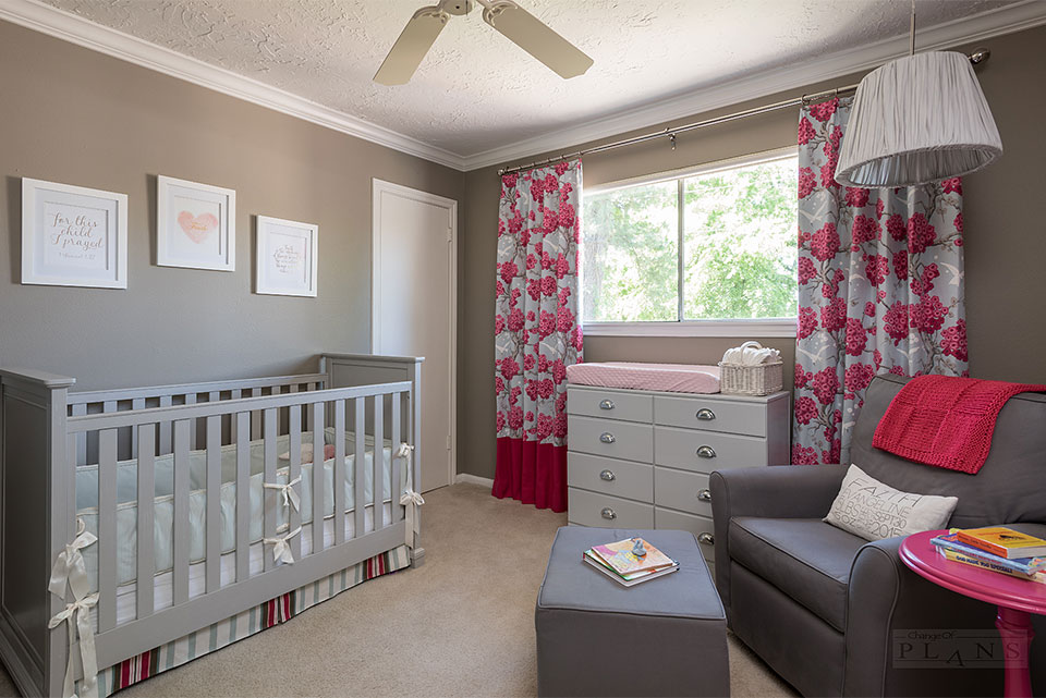Nursery Interior Design Portfolio
