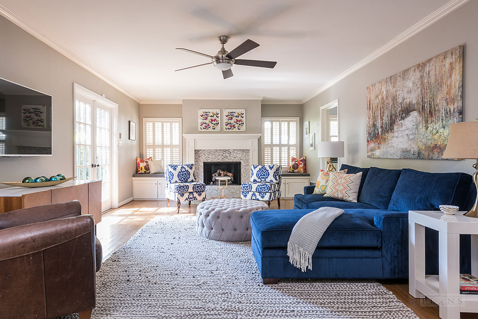 House of Blues Full House Interior Design Portfolio